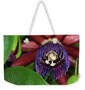 Passion Flower Ver. 8 Weekender Tote Bag