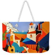 Passion For Life Spain Weekender Tote Bag