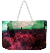 Passion In The Desert Weekender Tote Bag by MB Dallocchio