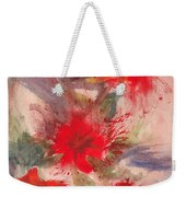 Passion In Three Weekender Tote Bag