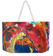 Passion Of The Summer Weekender Tote Bag
