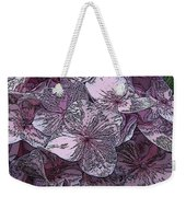 Passion Pretty Weekender Tote Bag