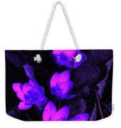 Passionate Blooms Weekender Tote Bag