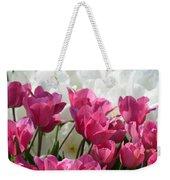 Passionate Tulips Weekender Tote Bag
