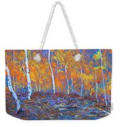 Passions Of Fall Weekender Tote Bag