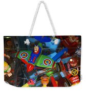 Past Memories Weekender Tote Bag