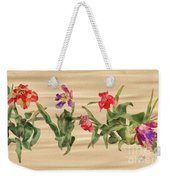 Past Prime Weekender Tote Bag