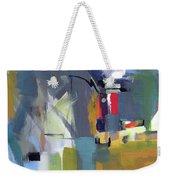 Past The Doorway Weekender Tote Bag by John Jr Gholson