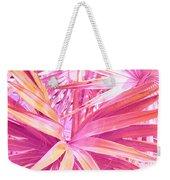 Pastel Dream In Pink Weekender Tote Bag
