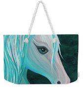 Pastel Horse Weekender Tote Bag