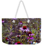Pastel Morning Weekender Tote Bag