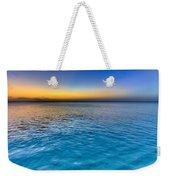 Pastel Ocean Weekender Tote Bag