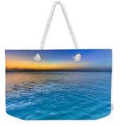 Pastel Ocean Weekender Tote Bag by Chad Dutson