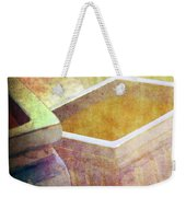 Pastel Pottery Weekender Tote Bag