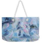 Pastel Promontory Weekender Tote Bag