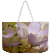 Pastel Purple Pleasure Weekender Tote Bag