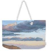 Pastel Sky Weekender Tote Bag