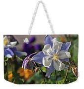 Pastel Spring Flowers Weekender Tote Bag