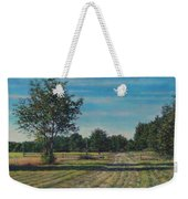 Pastoral Off Poplar Hill Road Weekender Tote Bag