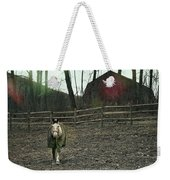 Pasture Pony Weekender Tote Bag