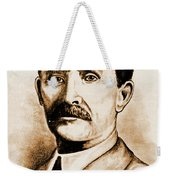 Pat Garrett Weekender Tote Bag
