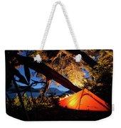Patagonia Landscape Camping Weekender Tote Bag