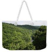 Patapsco Valley State Park - Overlook Weekender Tote Bag