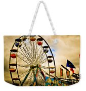 Patch Of Blue Weekender Tote Bag by Bob Orsillo