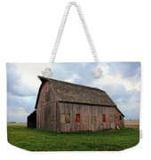 Patched And Still Standing Weekender Tote Bag