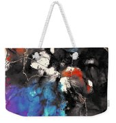 Patches Of Orange Weekender Tote Bag