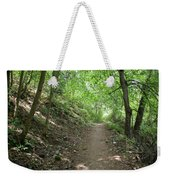 Path By The River Weekender Tote Bag