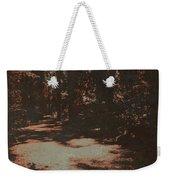 Path In The Woods Weekender Tote Bag