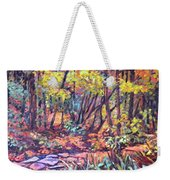 Path Near Pandapas Weekender Tote Bag