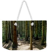 Path Through The Woods. Weekender Tote Bag