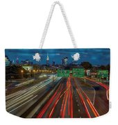 Path To And From Nyc Weekender Tote Bag