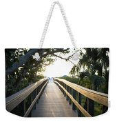 Path To Marco Island Beach Weekender Tote Bag