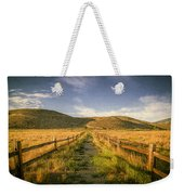 Path To Nowhere Weekender Tote Bag