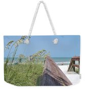 Path To Relaxation Weekender Tote Bag