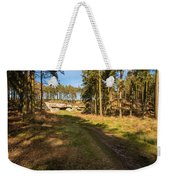 Path To St Cuthbert's Cave Weekender Tote Bag
