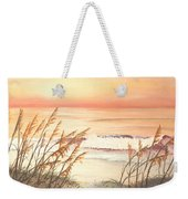 Path To Sunlit Waters Weekender Tote Bag