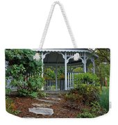 Path To The Gazebo Weekender Tote Bag