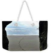 Path To The Ocean Weekender Tote Bag