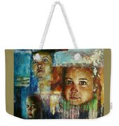 Paths Of Life Weekender Tote Bag