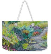 Pathway Of Flowers Weekender Tote Bag