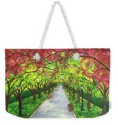 Serenity  Weekender Tote Bag by Lisa Bentley