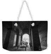 Pathway To History In Rome Weekender Tote Bag