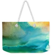 Pathway To Zen Weekender Tote Bag by Sharon Cummings