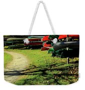 Pathways Await Us All Weekender Tote Bag