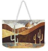 Patina Desert Weekender Tote Bag