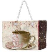 Patisserie Cafe Espresso Weekender Tote Bag